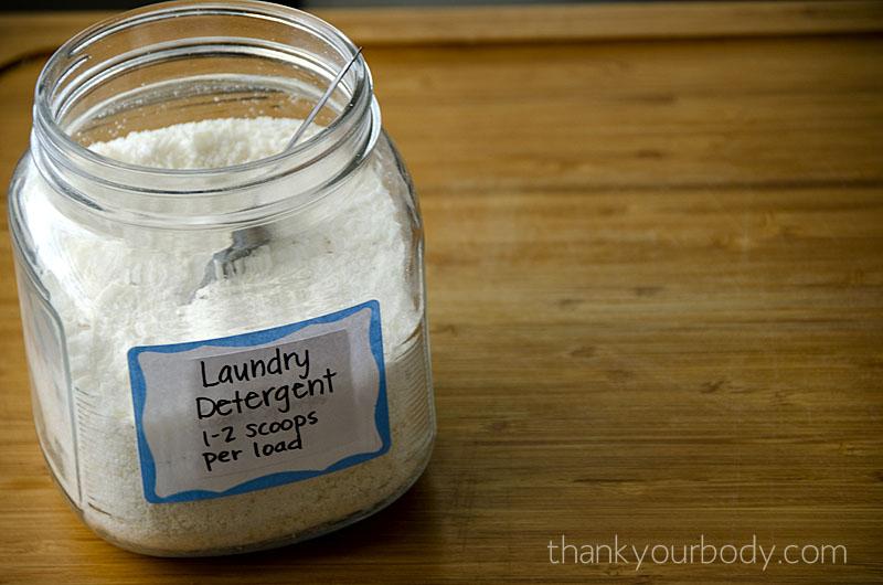 diy borax free laundry detergent healthy posts. Black Bedroom Furniture Sets. Home Design Ideas